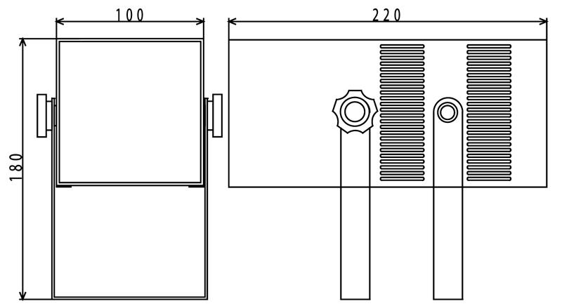HLP60外観図