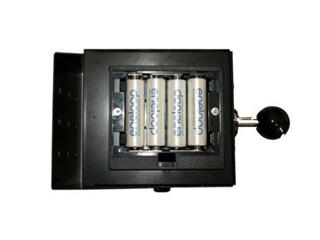 乾電池対応